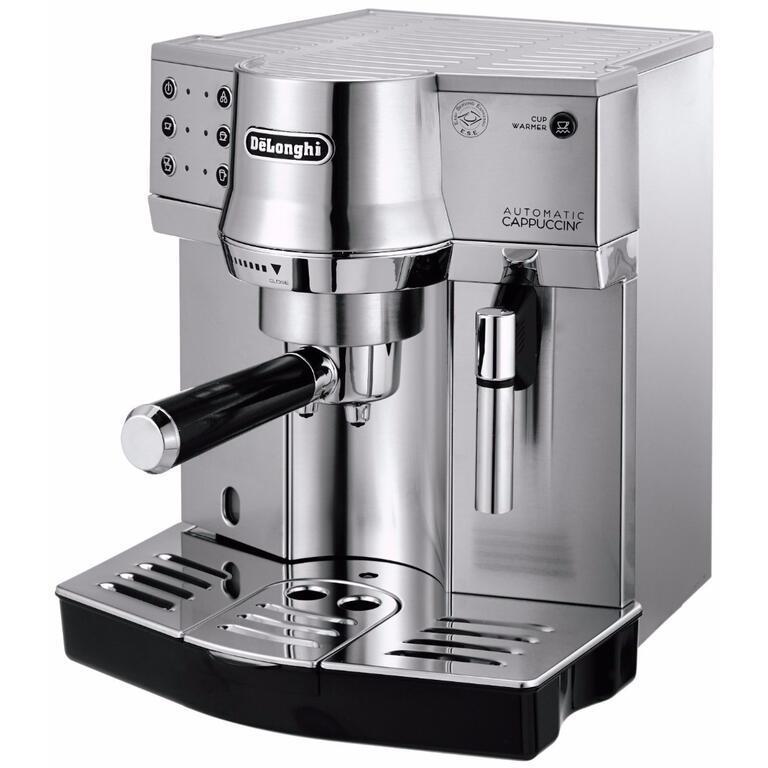 рожковая кофемашина как готовить кофе