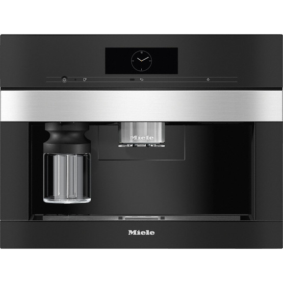 Кофемашина Miele CVA 7840 CleanSteel