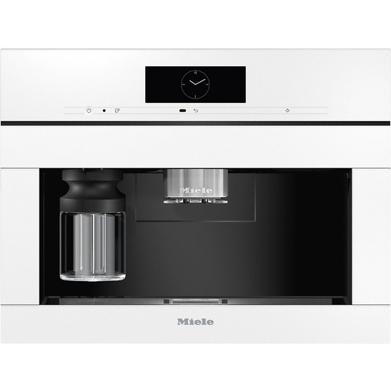 Кофемашина Miele CVA 7845 Brilliant White