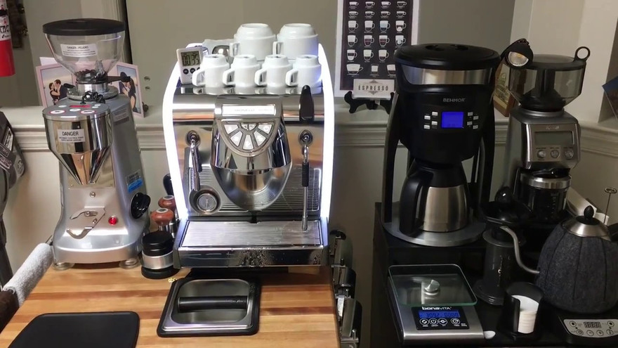 Nuova Simonelli Musica LUX Thoughts and Review